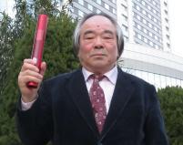 日本山岳協会の八木原国明会長(八木原圀明)は、20年東京五輪・パラリンピックでのスポーツクライミングの追加種目正式決定を今夏に控えて気合に満ちた表情