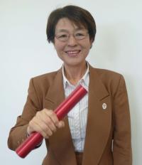 荒木田裕子日本バレーボール協会強化事業本部長