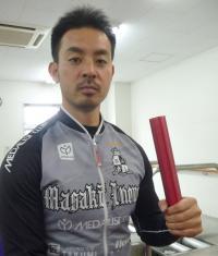 連載「日刊スポーツ 東京オリンピック特集」 井上昌己