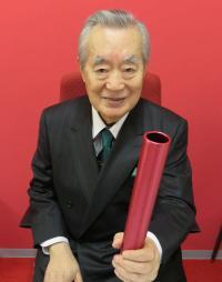 東京五輪リレーコラムを担当したドクター・中松氏