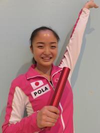 東京五輪でのメダル獲得を目指す皆川夏穂