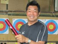 東京都体育協会会長でアーチェリー五輪メダリストの山本博