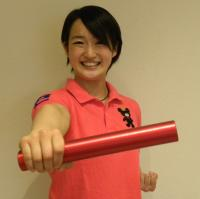 20年東京五輪への思いを語った空手形の清水希容
