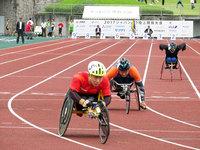 西勇輝100&400でV、2冠発進 ジャパンパラ - パラスポーツ : 日刊スポーツ