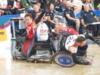 日本が銅メダル、欧州王者英国下す 車いすラグビー - パラスポーツ : 日刊スポーツ