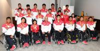 日本選手団解団式、金ゼロも東京へ目標下方修正せず - リオパラ : 日刊スポーツ