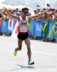 マラソン道下銀、岡村銅 ラグビーは銅/最終日結果 - リオパラ : 日刊スポーツ
