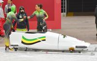ジャマイカ、そり騒動の中無事完走「でもへとへと」 - ボブスレー : 日刊スポーツ