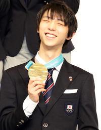 羽生結弦スケートのメダル量産「誇らしく」一問一答 - フィギュア : 日刊スポーツ