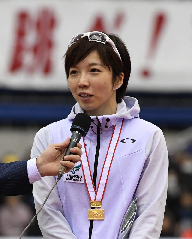 岡崎朋美以来の冬季五輪主将に小平奈緒、旗手は葛西