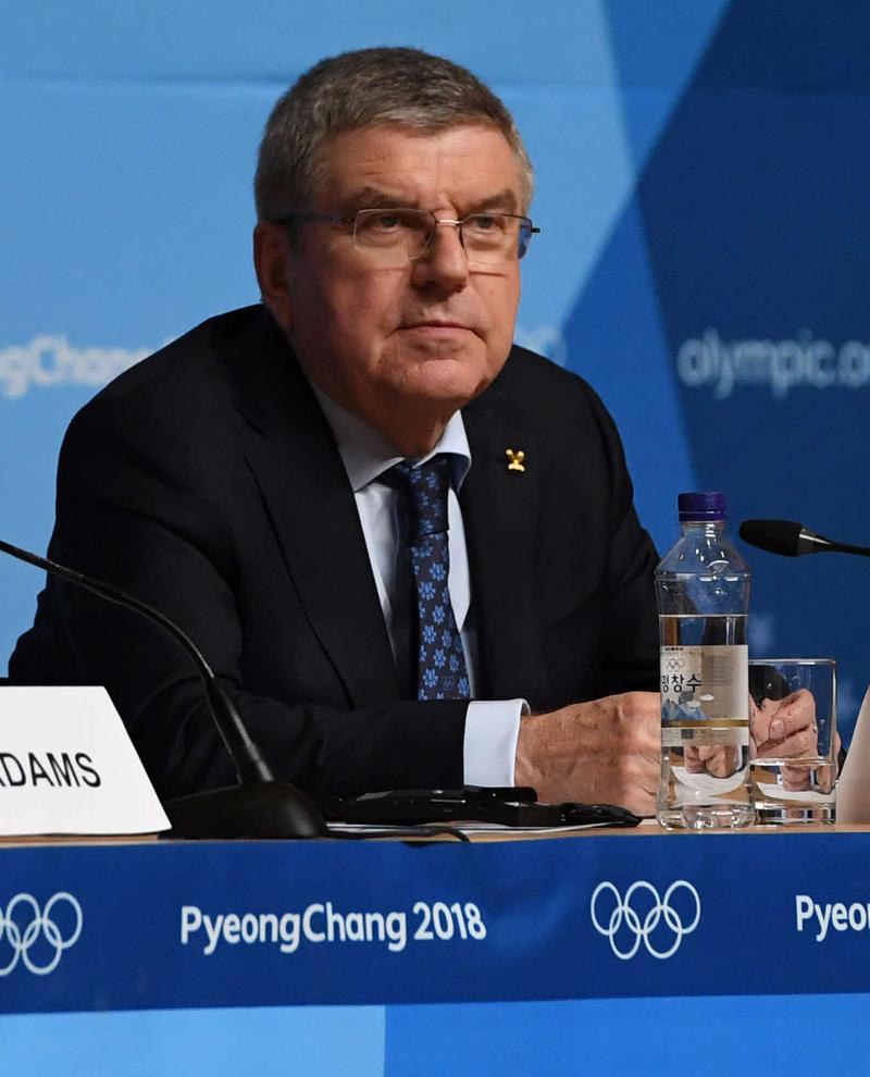 IOCバッハ会長が平昌五輪後に北朝鮮へ訪問か