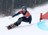竹内智香にハッピーターンの亀田製菓「今後も応援」 - スノーボード : 日刊スポーツ