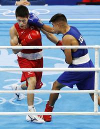 ボクシング、ライト級の成松大介は2回戦敗退  - ボクシング : 日刊スポーツ