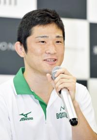 ボクシング森坂が金メダル宣言「力を出し切って」 - ボクシング : 日刊スポーツ