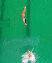 ブラジル飛び込みペア、男連れ込みケンカ…翌日惨敗 - 飛び込み : 日刊スポーツ