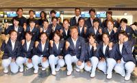 さくらジャパンがブラジルへ出発 目標はメダル獲得 - ホッケー : 日刊スポーツ