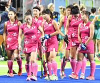 さくらジャパン、最終戦で豪州に敗れ5位 - ホッケー : 日刊スポーツ