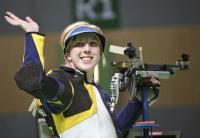 射撃の米国19歳、スラッシャーが金メダル1号 - 射撃 : 日刊スポーツ