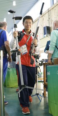 山下敏和22位に呆然、東京五輪へ意欲「限界まで」 - 射撃 : 日刊スポーツ
