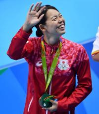 星奈津美「これからもお互いを尊重」結婚発表 - 競泳 : 日刊スポーツ