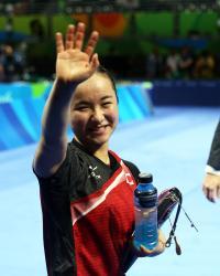 伊藤美誠 4年後はチューハイで金メダル祝杯だ - 卓球 : 日刊スポーツ