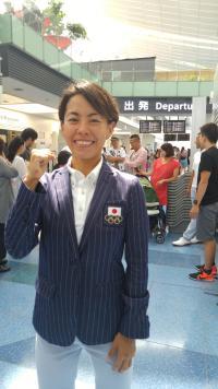 上田藍、羽根田に感激「私も表彰台で笑いたい」 - トライアスロン : 日刊スポーツ