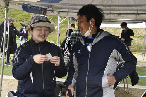 Photo of アーチェリー中村美樹、五輪選考会延期も気持ち新た