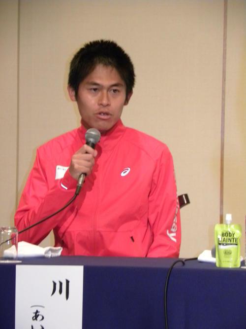 Photo of Yuuki Kawauchi resists, Tokyo Olympics = Tokyo Marathon = self-restraint