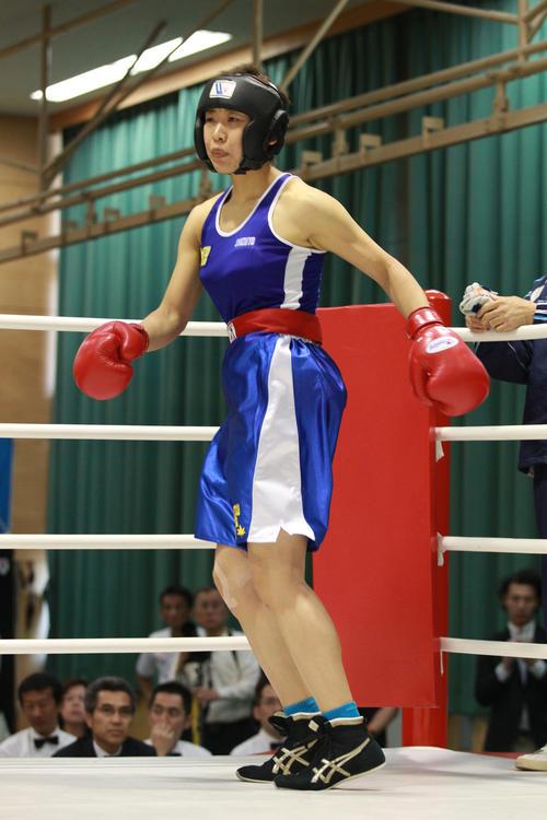 Photo of 消えた猫パンチ 記者が感じた女子ボクシングの変化