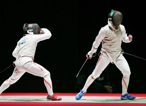 Photo of Fencing All Japan Championship to be held with no spectators in September