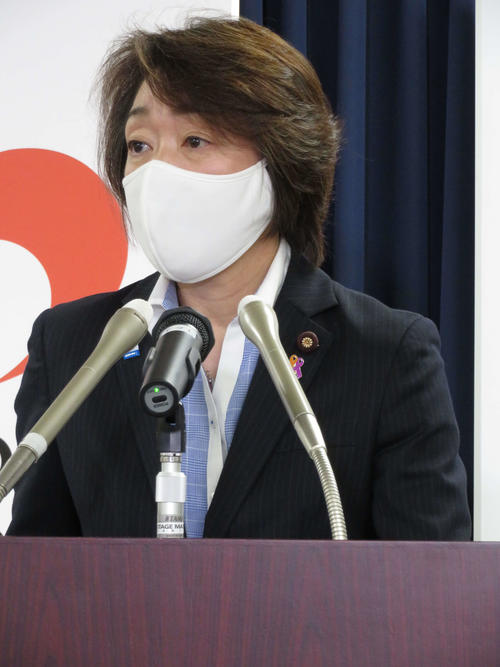 Photo of Hashimoto Olympics phase: The supplementary budget for the Olympics will be used as a measure for the proposal of infectious diseases.