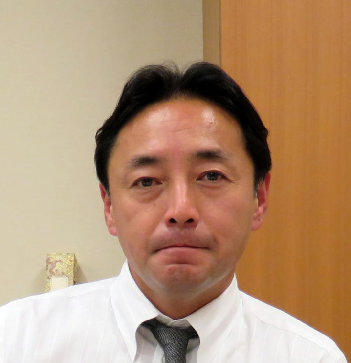 自民党の後藤田正純議員