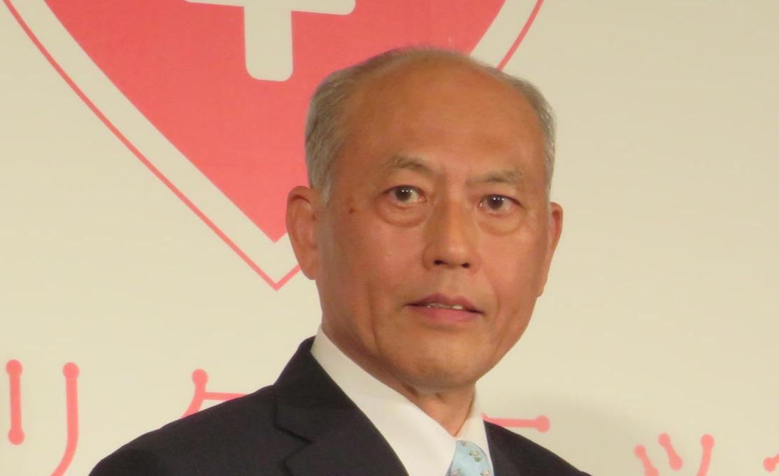 舛添要一氏(2019年10月21日撮影)