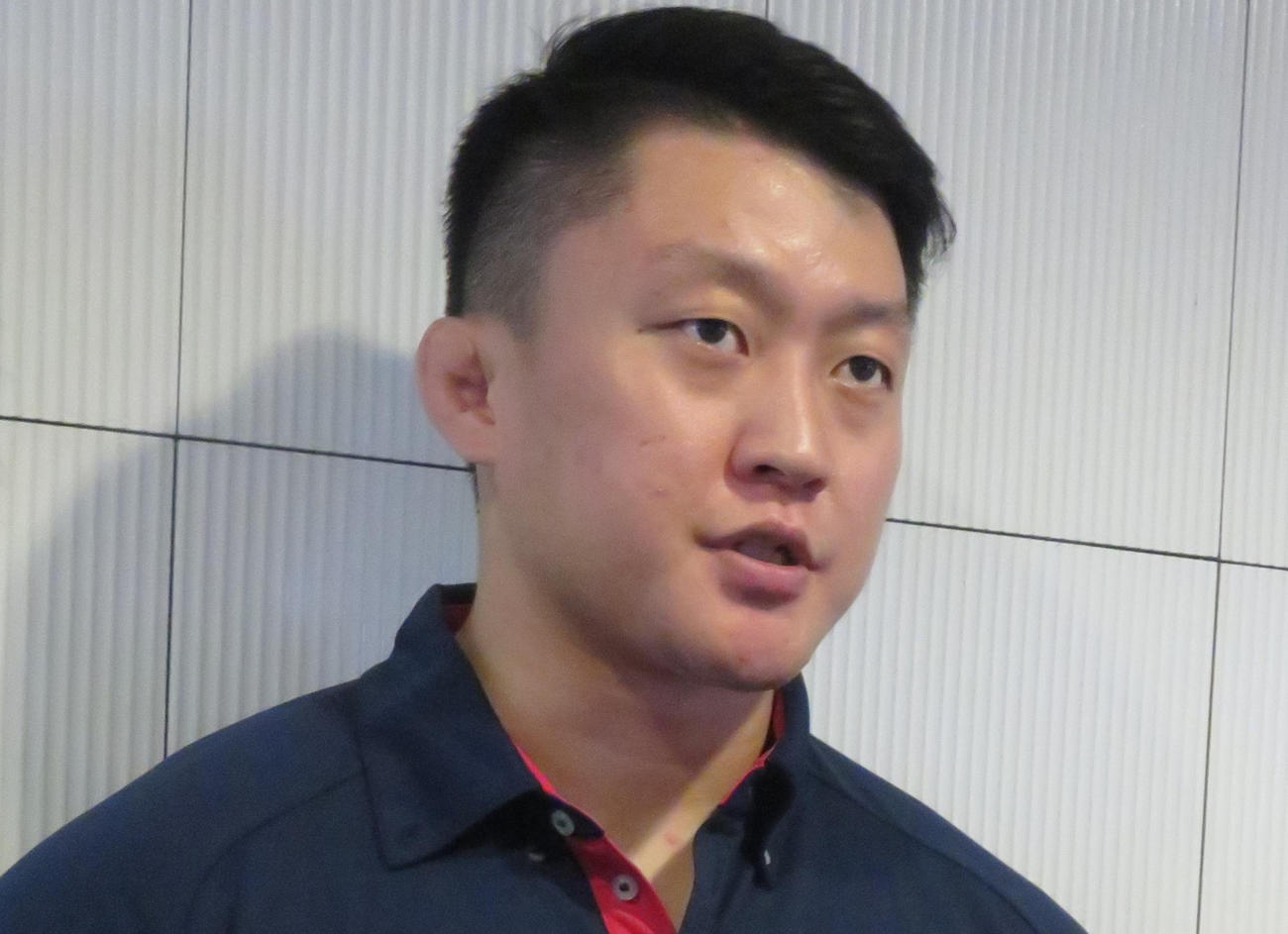原沢久喜(2019年7月3日撮影)