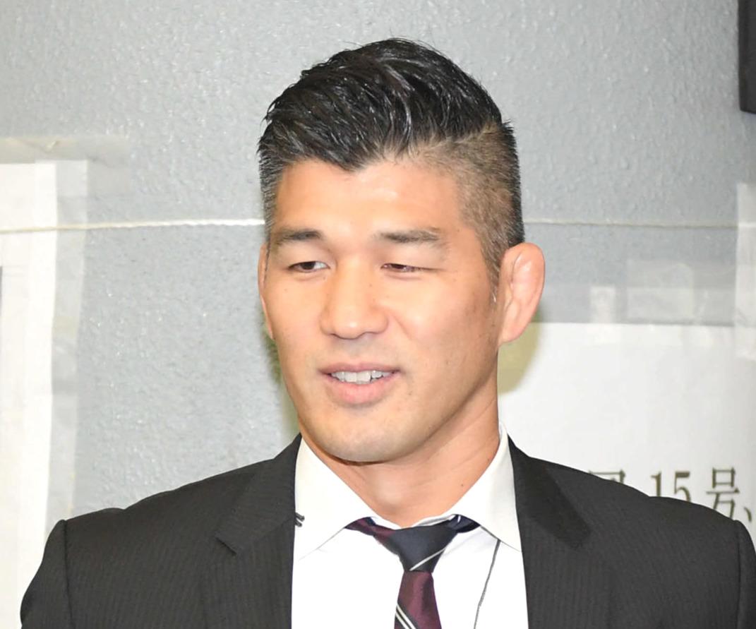 柔道男子日本代表の井上康生監督(2019年11月3日撮影)
