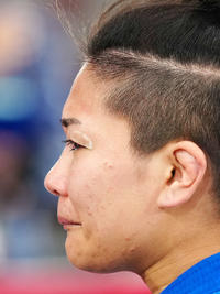 柔道銀の渡名喜風南は号泣「自分の弱さが最後出てしまった」あと1歩届かず - 柔道 - 東京オリンピック2020 : 日刊スポーツ