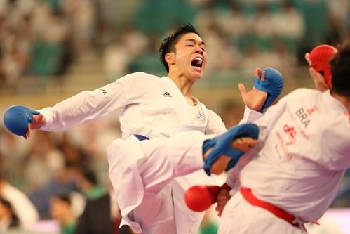空手 オリンピック 代表