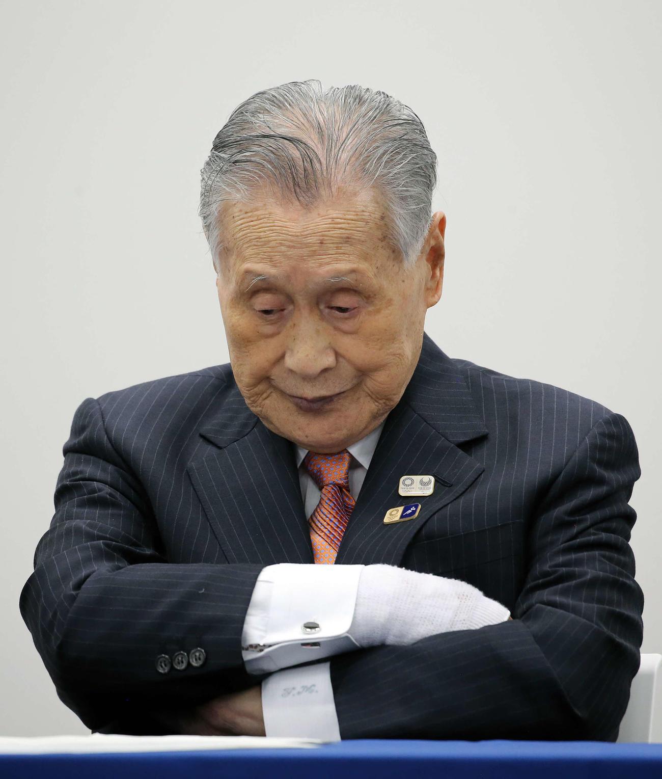 森 会長 年齢 森喜朗会長は透析治療もしている?オリンピック後は何歳で引退するか発...