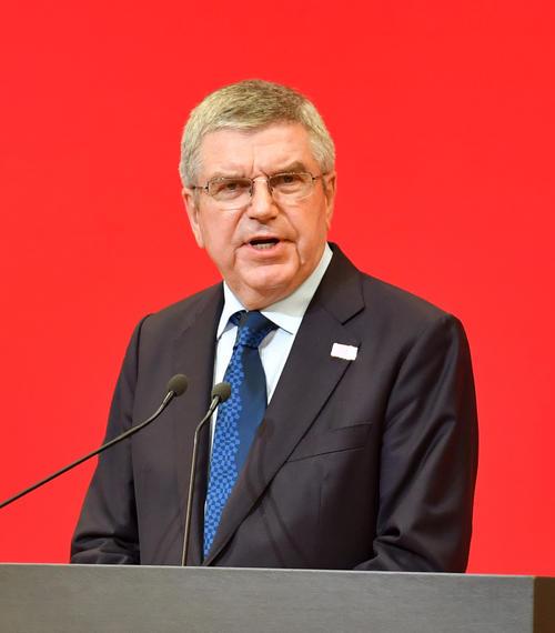 IOCバッハ会長11月来日し菅首相と会談へ