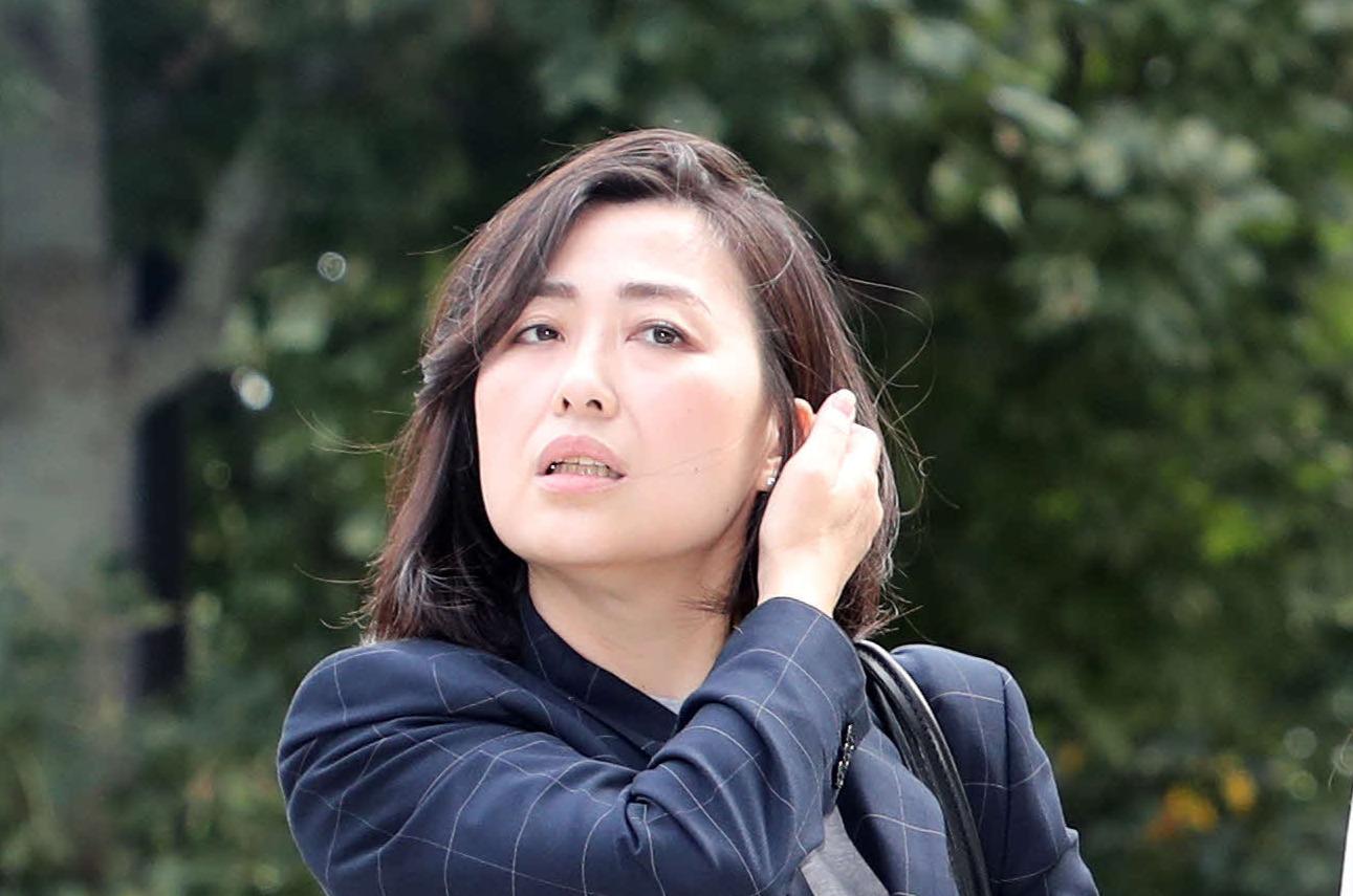 92年バルセロナ五輪テコンドー女子代表の高橋美穂さん(2019年10月8日撮影)