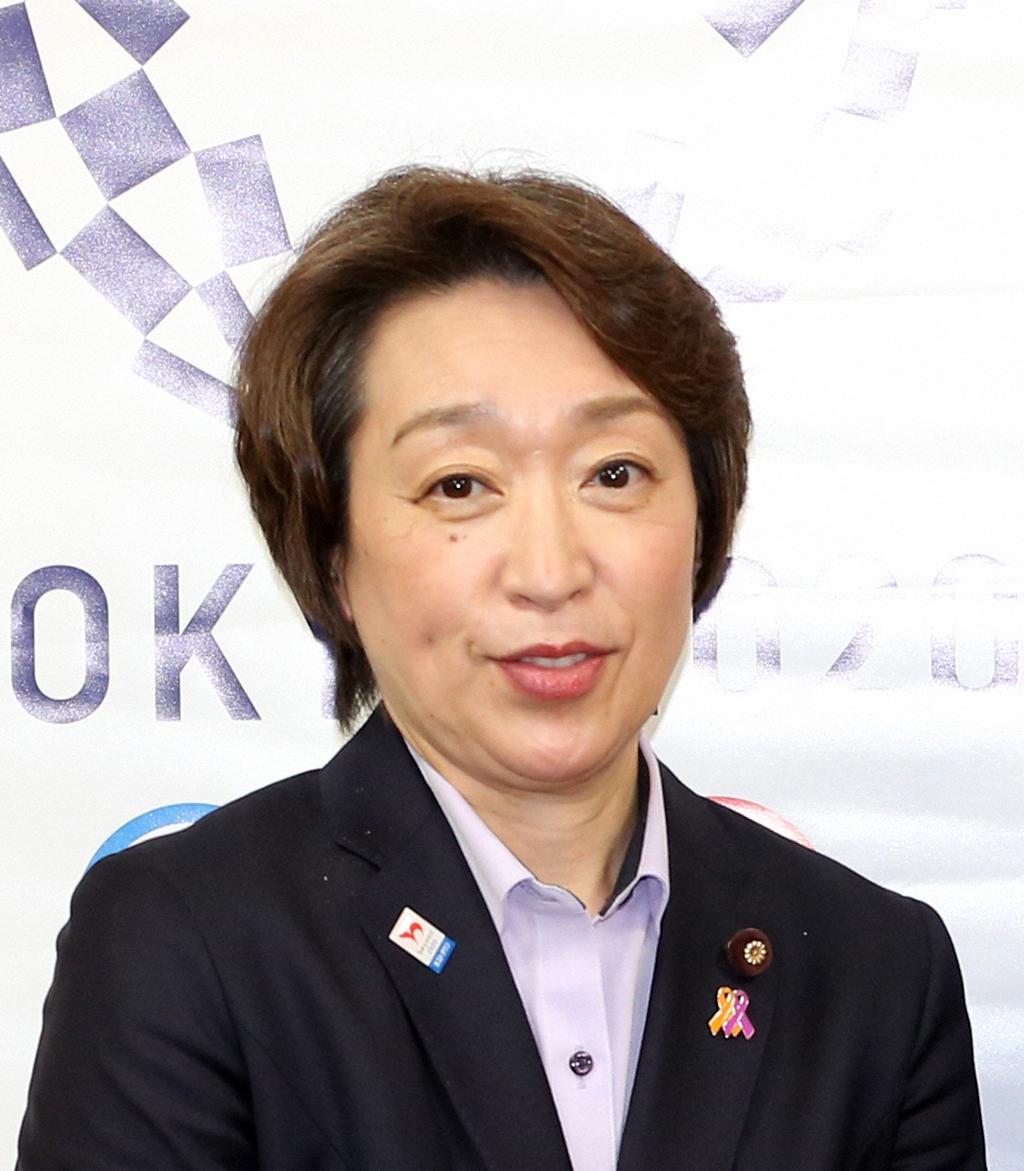 東京五輪・パラリンピック組織委員会の橋本聖子会長(2021年2月19日撮影)