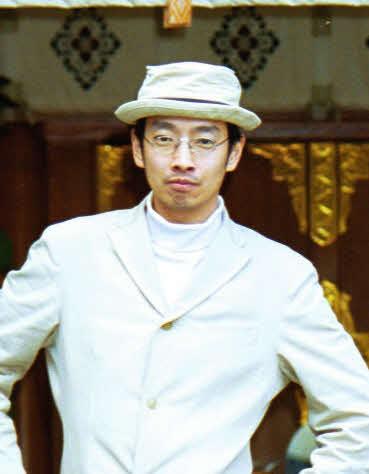 小林賢太郎氏