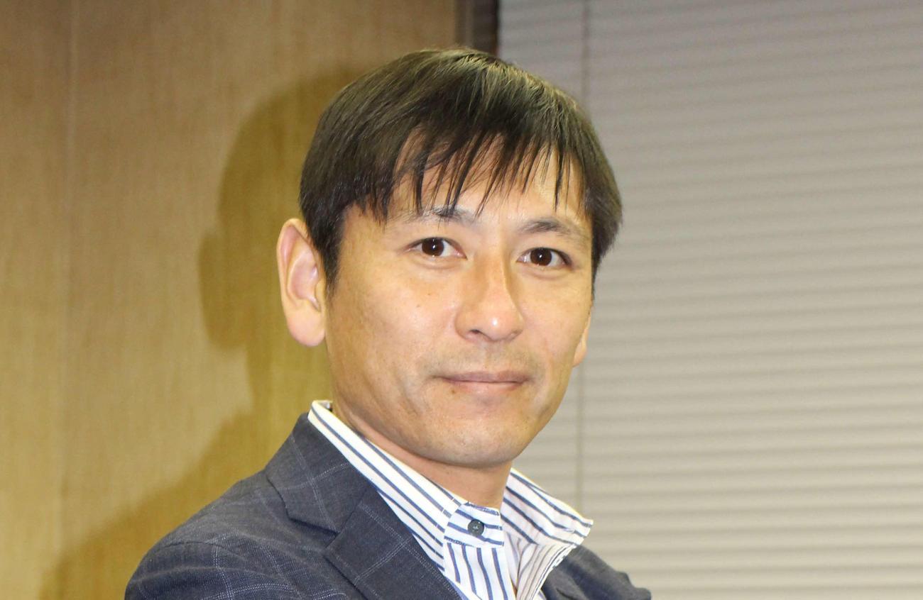 中田浩二氏(2018年12月25日撮影)