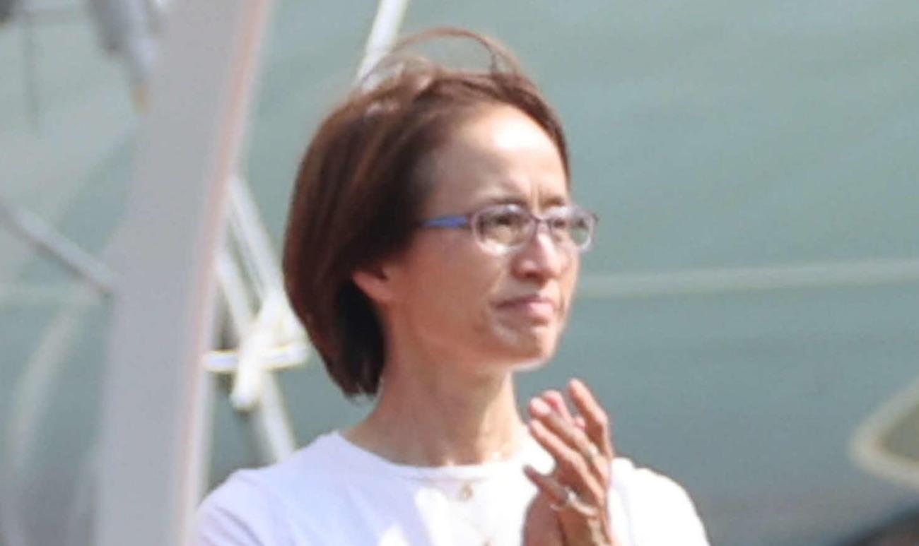 なでしこジャパン高倉監督(21年6月撮影)