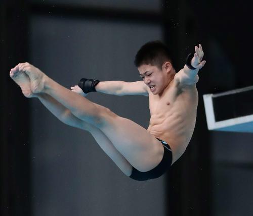 飛び込み玉井陸斗、日本男子五輪最年少出場が消える