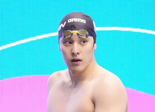 競泳瀬戸大也、本命400メートル個人メドレーで予選4組4レーン