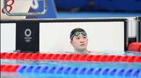高3谷川亜華葉は決勝へ羽ばたけず「力つけたい」パリに照準 女400個メ - 競泳 - 東京オリンピック2020 : 日刊スポーツ