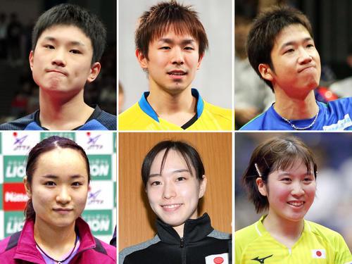 Photo of No reselection of table tennis Olympics representative, Harimoto et al.