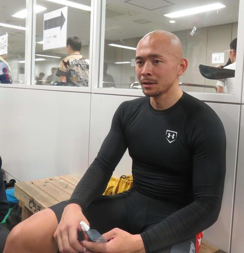 初日1Rを1番車で逃げ切った河合佑弥(撮影・栗田文人)