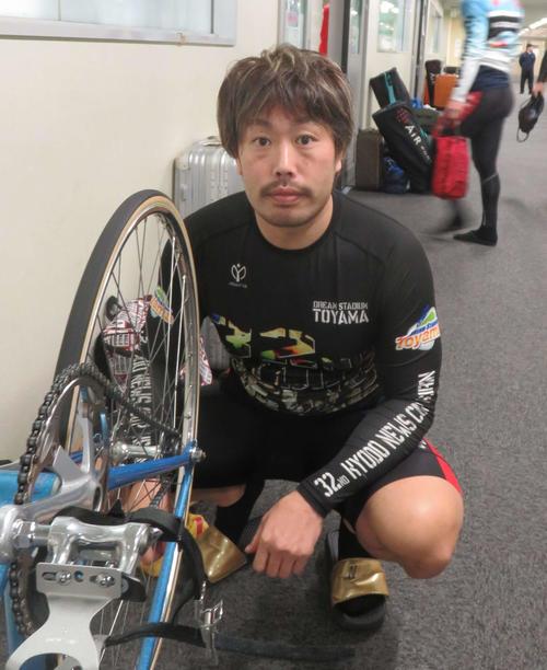 S級の初日特選を快勝した松坂洋平
